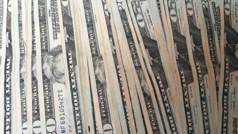 Dollar americain stockfotografie