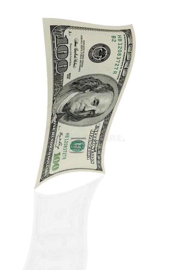 Dollar Auf Dem Aufstieg. Stockbild
