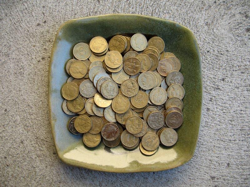Dollar australien 1 photos libres de droits