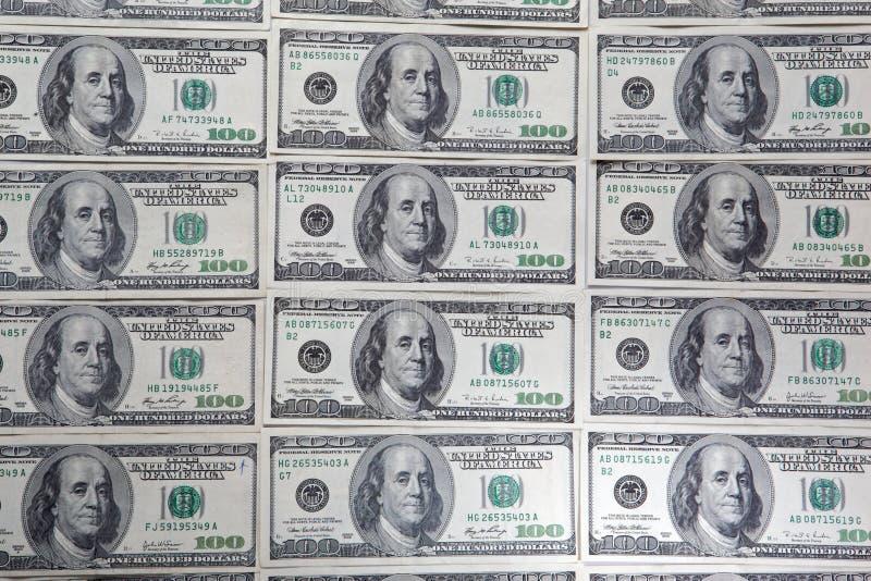 Dollar background royalty free stock image