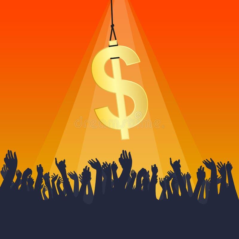 Download Dollar Bait Stock Images - Image: 30567364