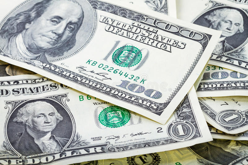 Download Dollar Banknotes Background Stock Photography - Image: 38724552