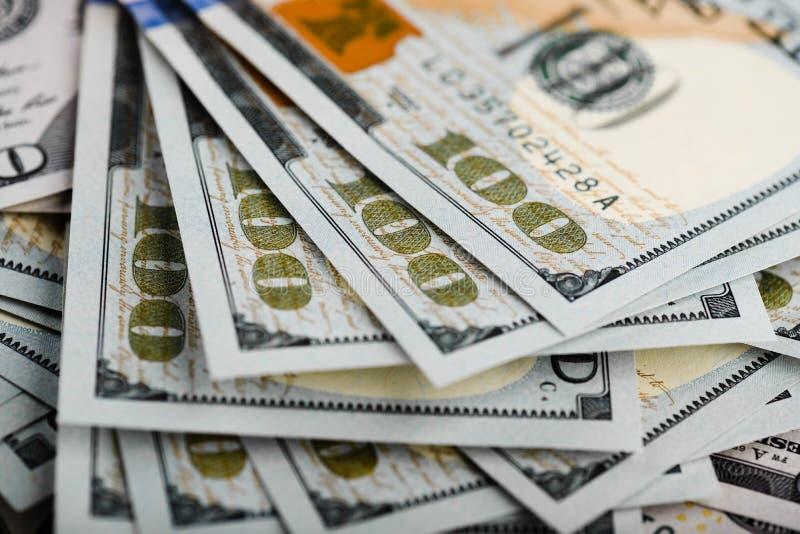 Dollar Banknotes stock photography