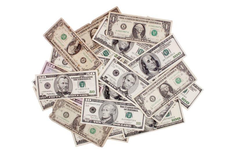 Dollar Berg lizenzfreie stockfotos