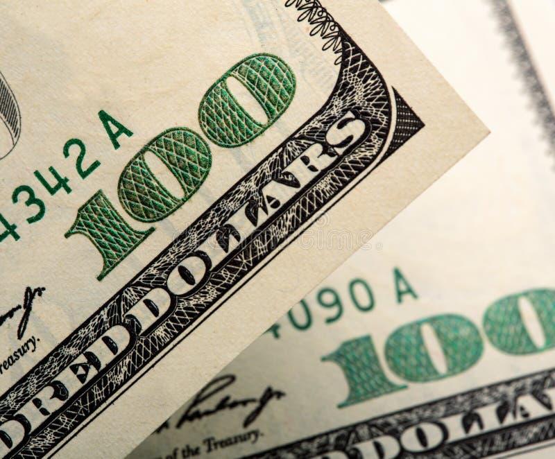 $100 Dollar Bills Stock Photos