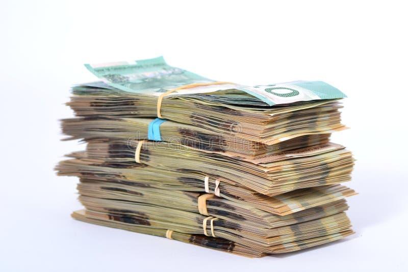 Dollar canadien photos libres de droits
