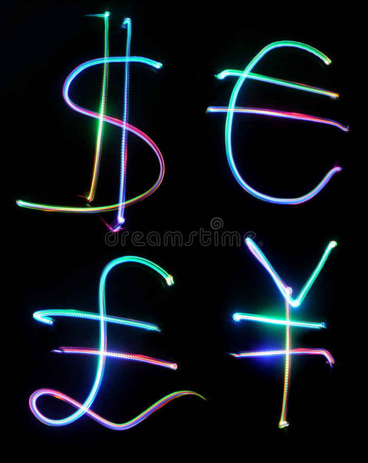 Dollar currency stock photo