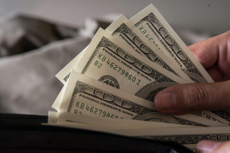 Dollar de Billie disponible image stock
