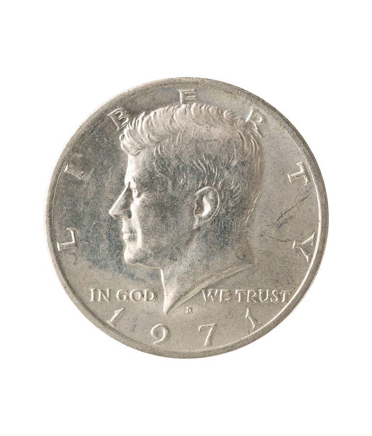 dollar de fond à moitié blanc photos libres de droits