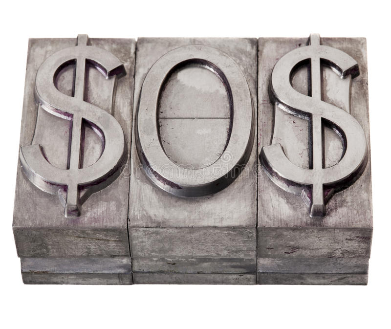 Download Dollar in distress concept stock image. Image of grunge - 18188691