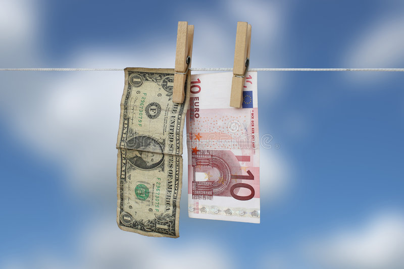 Download Dollar And Euro Stock Photography - Image: 9071102