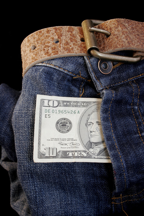 Dollar Incentive stock photography