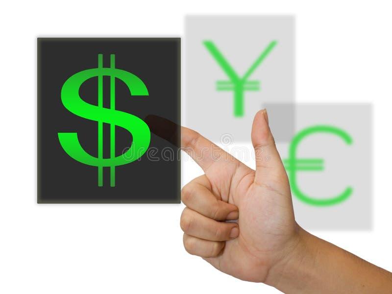 Dollar monetary royalty free stock photography