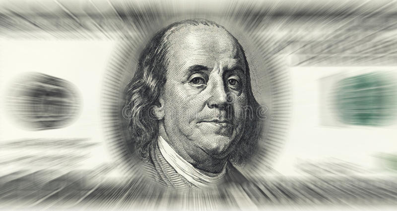 Dollar money concept royalty free stock photo