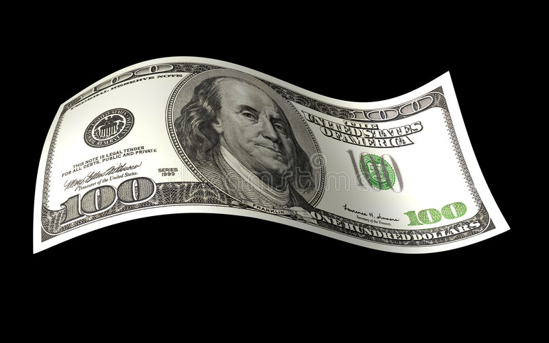 Dollar Note vector illustration