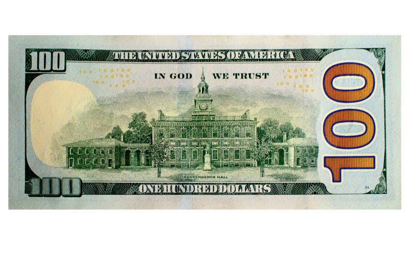 Dollar 100, räkning, hundra, räkningar, pengar, en, bakgrund, dollar, amerikan, valuta, affär, USA, bankrörelsen, papper, kassa,  royaltyfri fotografi