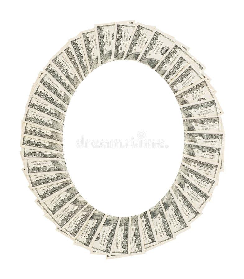 dollar ram arkivfoto