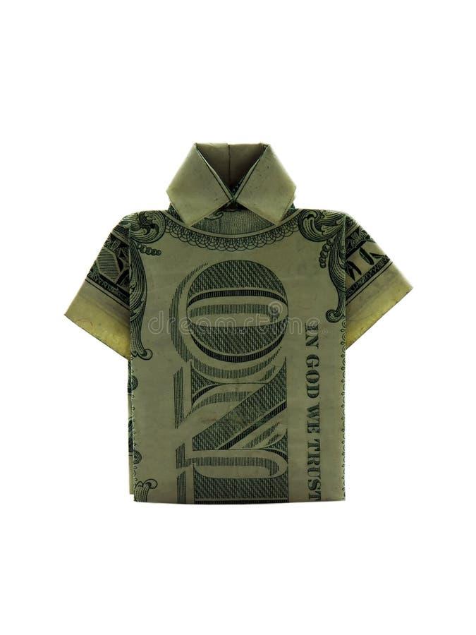 Free Dollar Shirt Royalty Free Stock Photos - 2362168