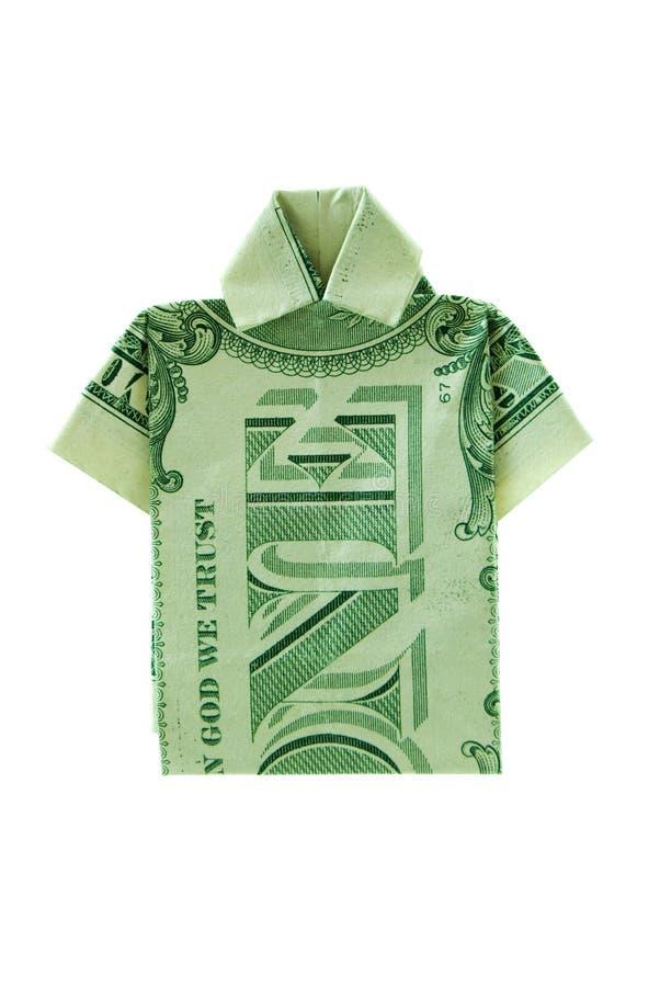 Download Dollar Shirt Royalty Free Stock Photography - Image: 7508877