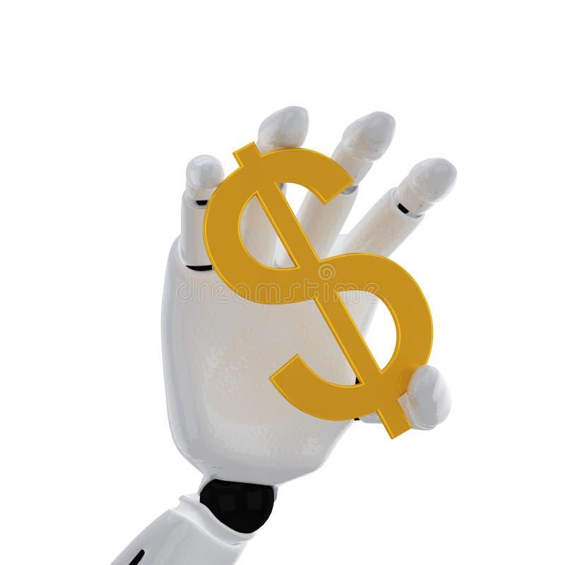 Dollar sign vector illustration