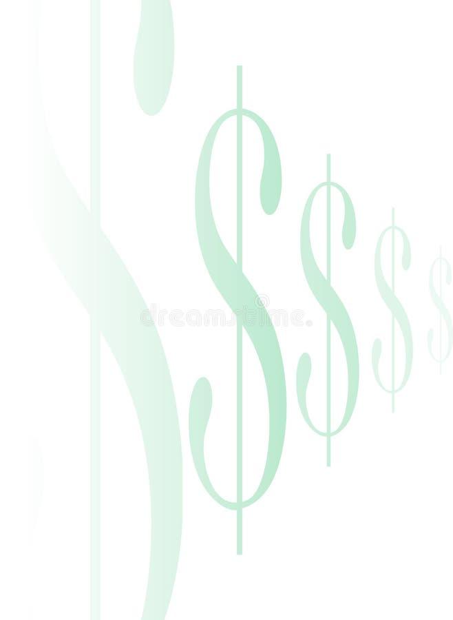 Download Dollar sign-line2 stock vector. Illustration of vector - 8210867