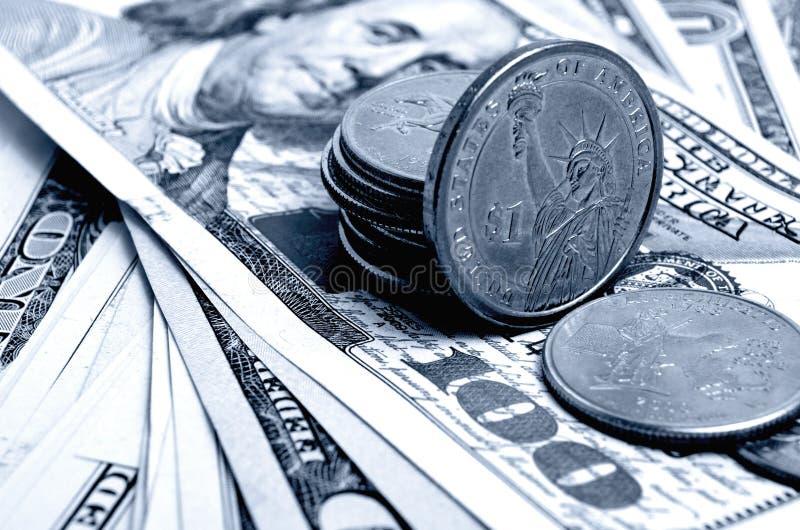 Dollar USA-Bargeld lizenzfreie stockfotos