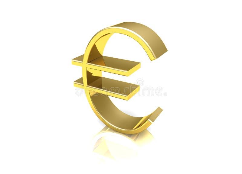 dollareurosymbol arkivfoton