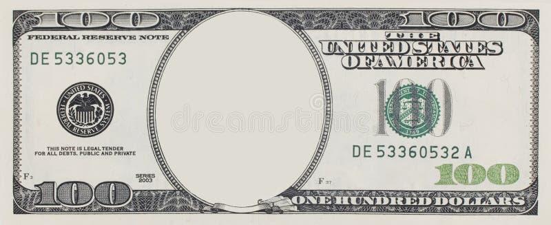 Dollarfeld lizenzfreies stockfoto