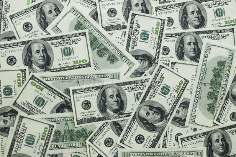 Dollari americani fotografie stock libere da diritti