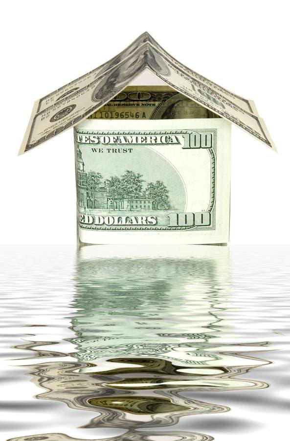 Download Dollari di casa immagine stock. Immagine di nuovo, prezzo - 7321319