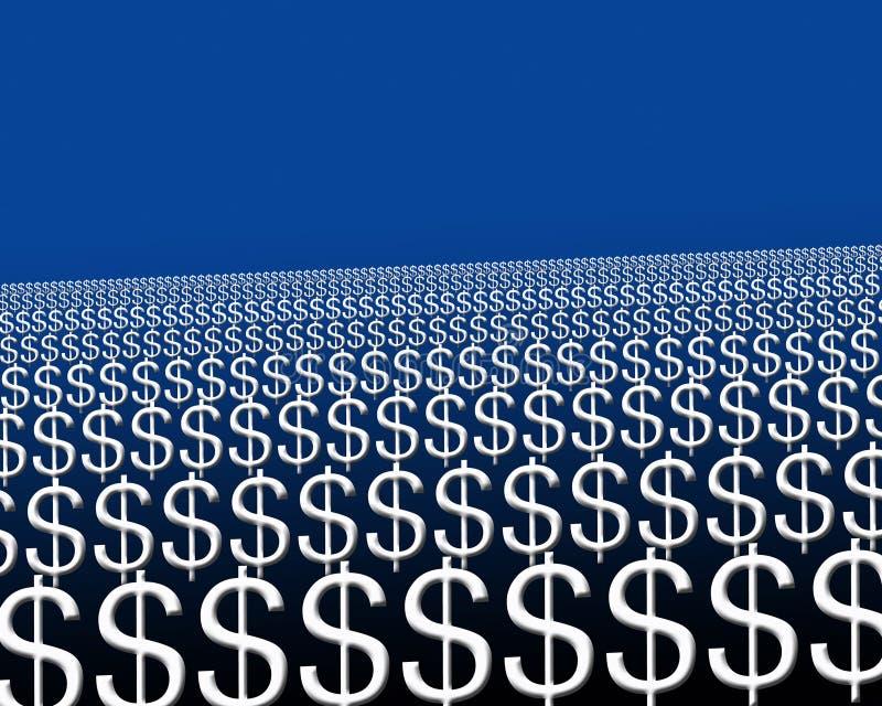 Download Dollari sulla parata illustrazione di stock. Illustrazione di commercio - 215775