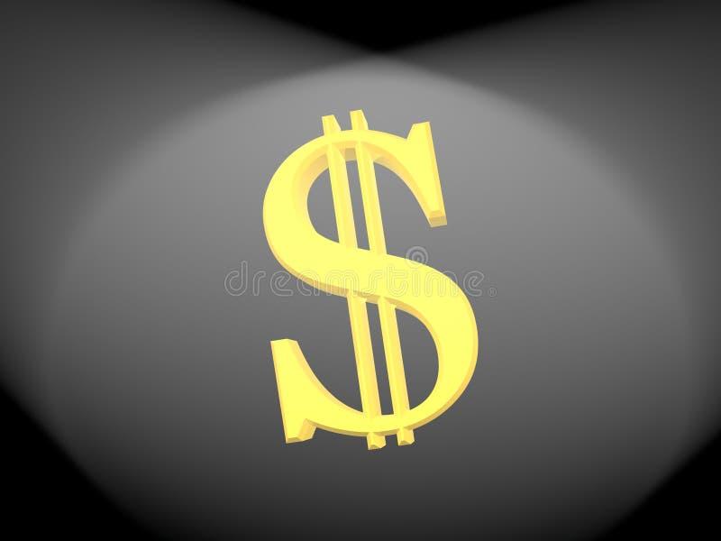 Download Dollaro illustrazione di stock. Illustrazione di prezzo - 7322482
