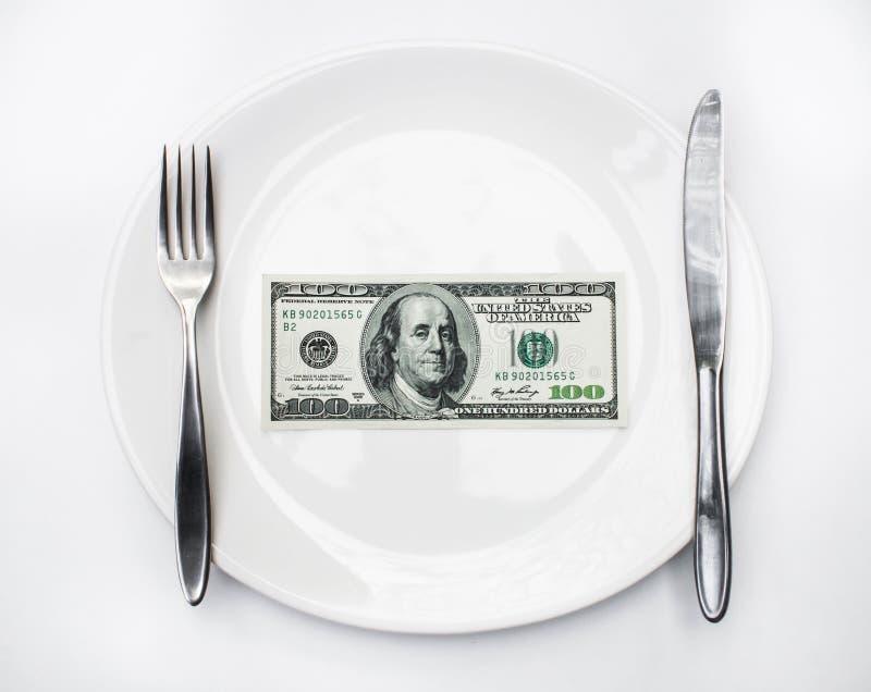 Dollaro americano americano fotografia stock libera da diritti
