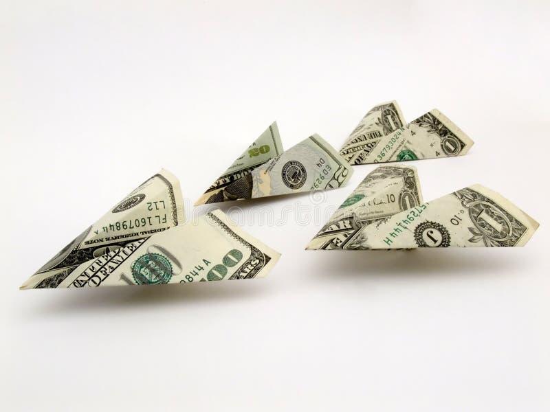 Dollars photo libre de droits