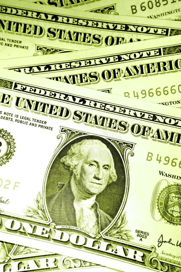 Dollars royalty free stock photos