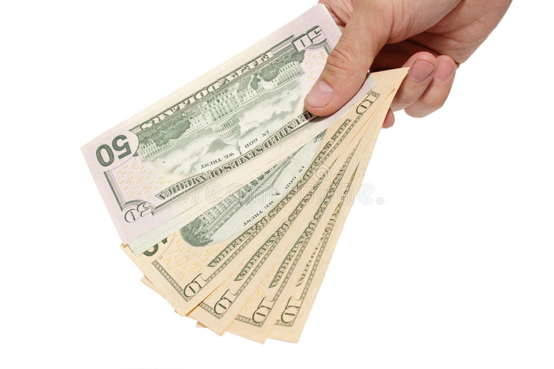 Download Dollars stock image. Image of luck, money, isolate, fortune - 26314297