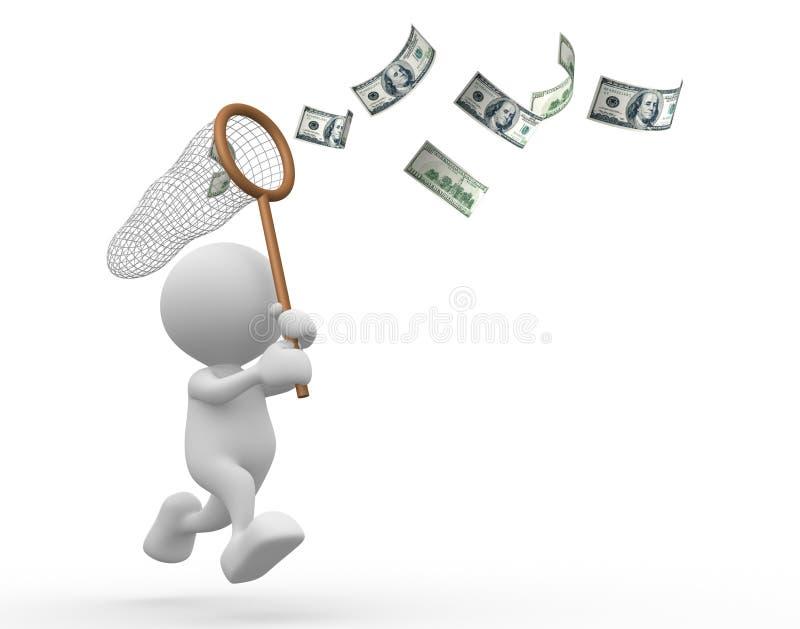 Download Dollars stock illustration. Illustration of business - 27244948