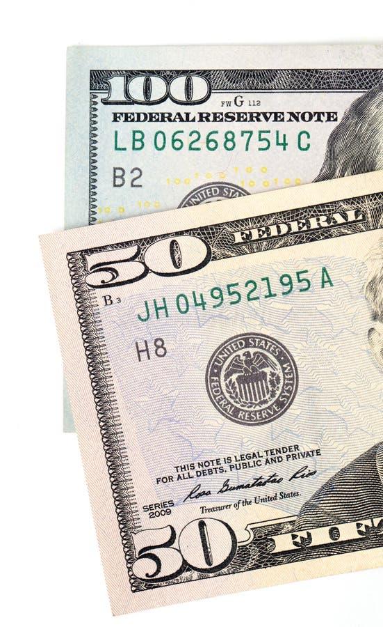 Dollars américains image libre de droits