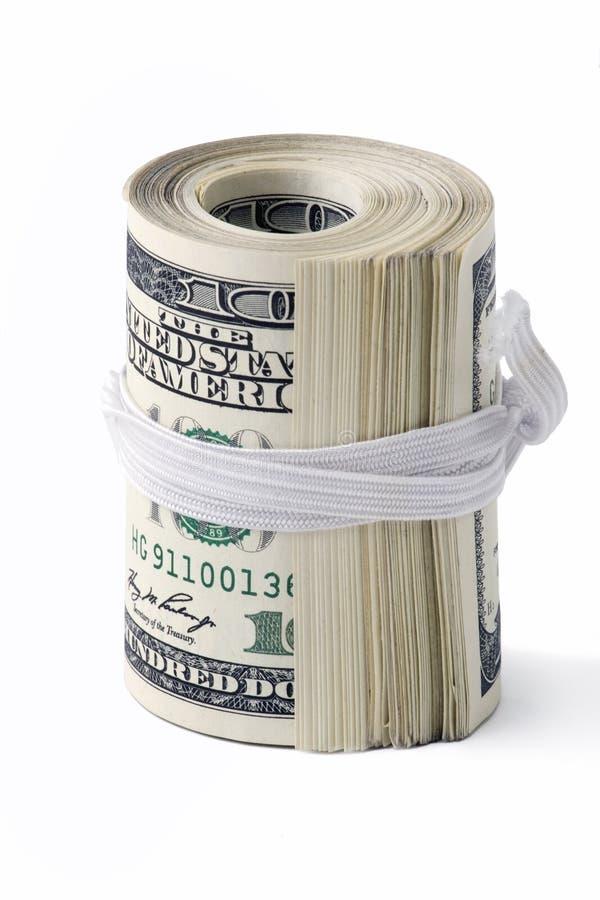 dollars américains photographie stock libre de droits