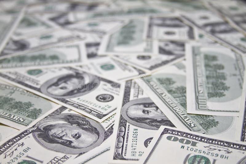 Dollars américains de fond illustration stock