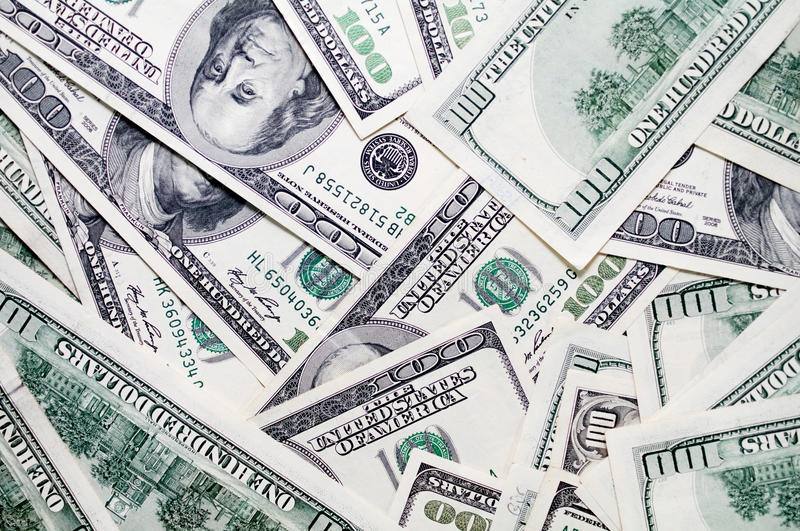 Download Dollars Background Stock Photo - Image: 19333850