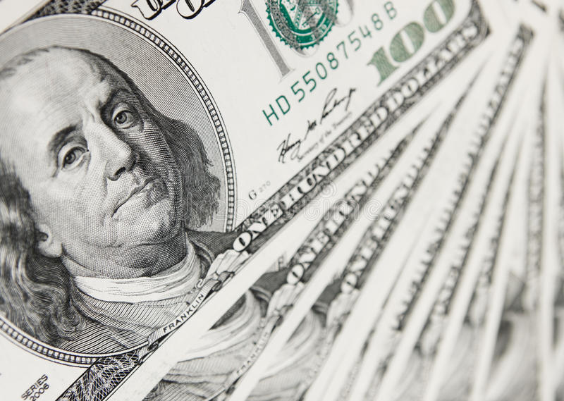 Download Dollars Background Made Of Hundred Dollar Bills Stock Image - Image: 19953013