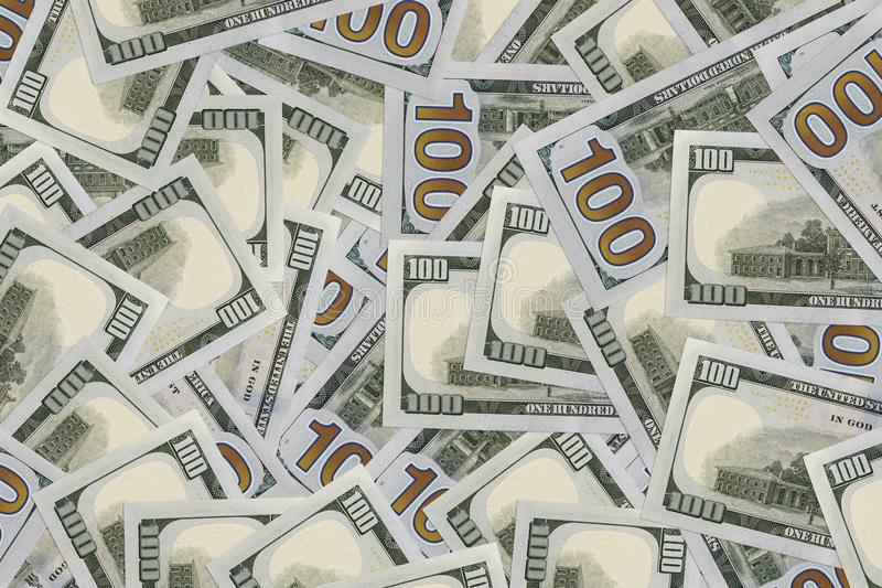 dollars background. money texture stock photography