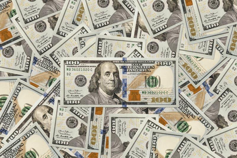 dollars background. money texture royalty free stock image