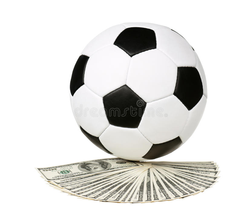 Download Dollars and ball stock photo. Image of background, active - 29154588