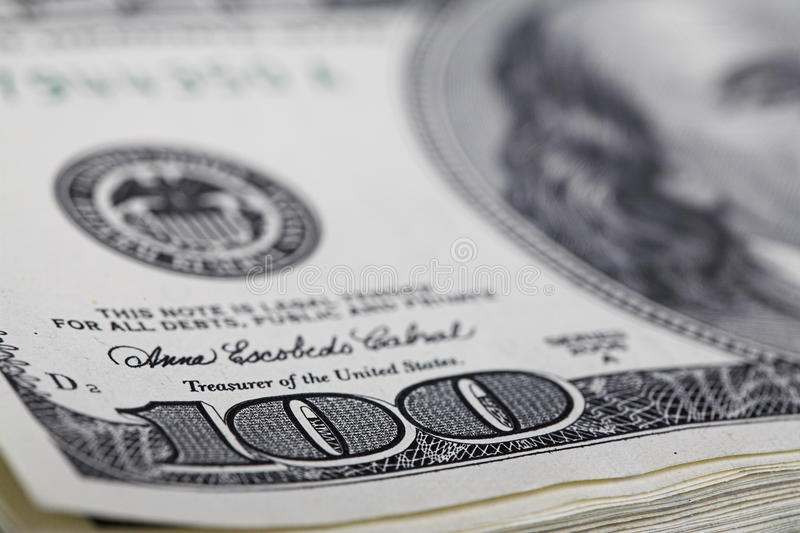 Download Dollars close up stock photo. Image of green, element - 30992168