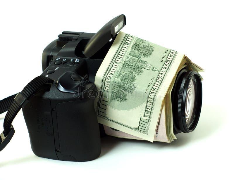 DOLLARS DE DIGI photo libre de droits