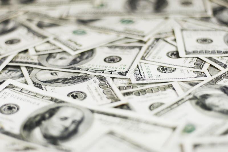 Dollars de fond photographie stock