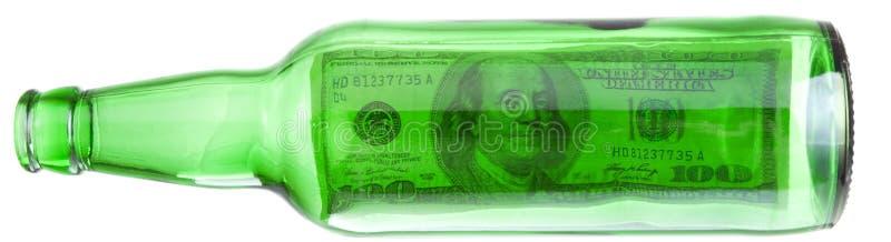 Dollars de thème image stock