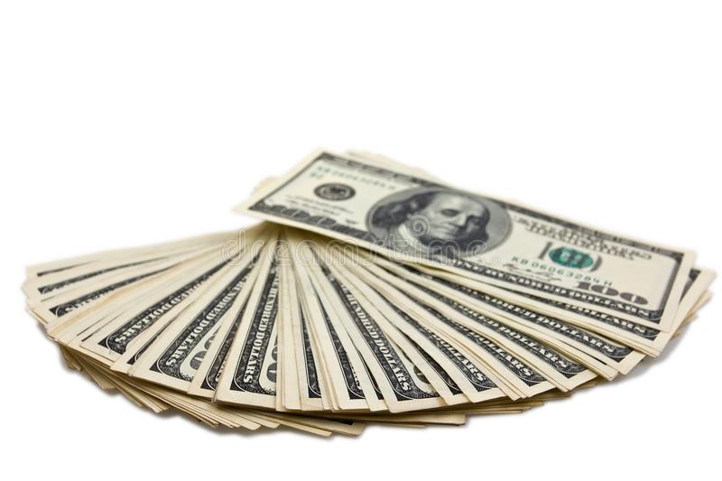 Download Dollars fan stock image. Image of packaged, rich, perspective - 24430183